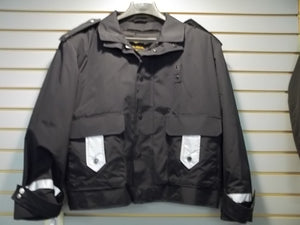 "Law Enforcement 26"" Waist Length Jacket with Zip-Out Liner"