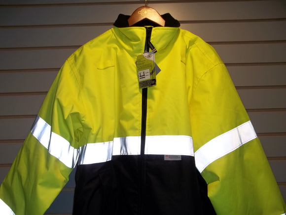 Reflective Hi-Vis Winter Jacket