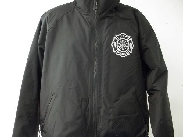 Fire Rescue Heavyweight Winter Jacket