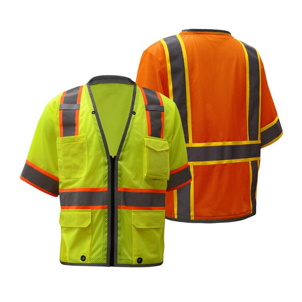 Class 3 Brilliant Heavy Duty Vest