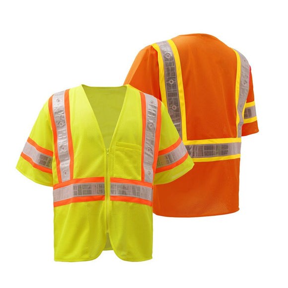 Class 2/3 LED Safety Vest
