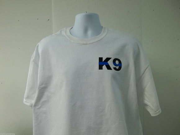 K-9 Blue Line T-Shirt with Free Shipping in USA