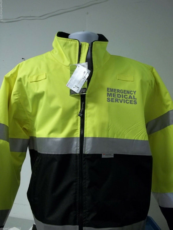 EMT EMS Reflective Hi-Vis Winter Jacket, 9732