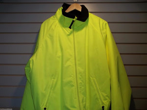 Durable Polyester Reflective Jacket