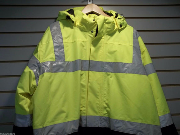 Safety Heavyweight Reflective Jacket