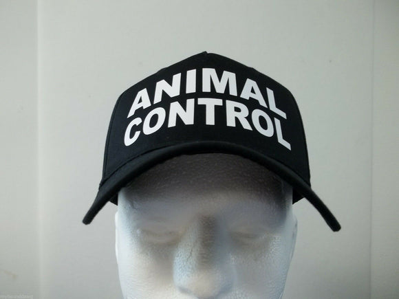 Animal Control 5-Panel Hat, Choose Your Color and Print Color, Free Shipping USA