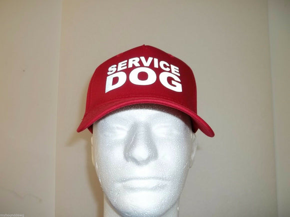 Reflective Service Dog Hat
