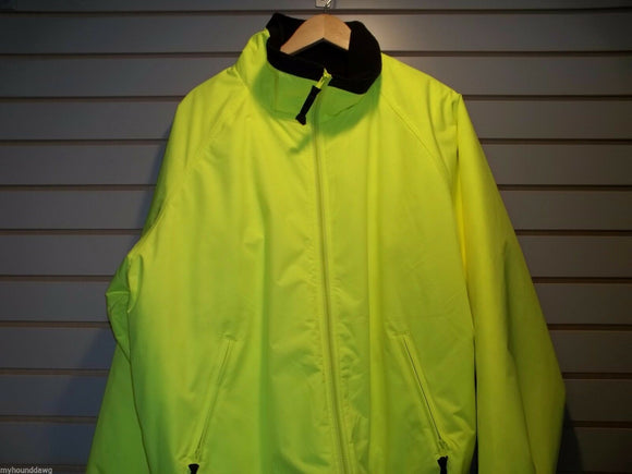 Durable Polyester Water Resistant Jacket, J7545