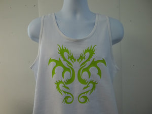 Dualing Dragons Tank Top
