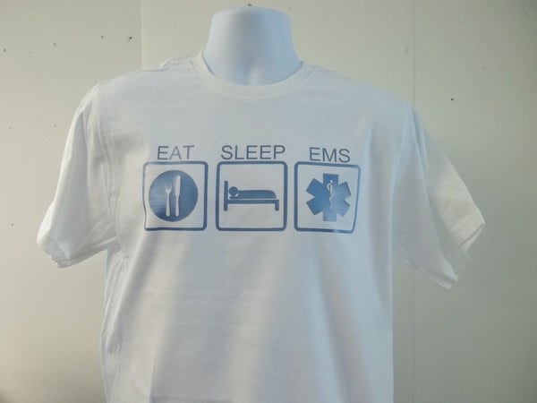 Eat Sleep EMS T-Shirt