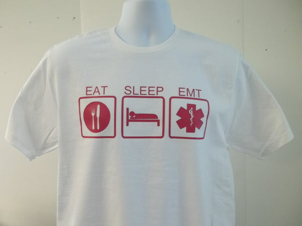 Eat Sleep EMT T-Shirt