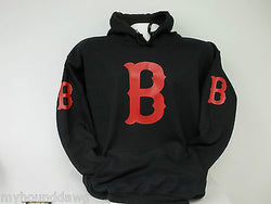 "2013 World Series Champions Boston Red Sox ""B"" Hoodie, Printed Both Sleeves, Front and Back, Choice of Hoodie Color"