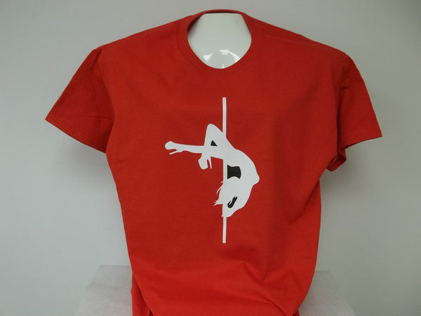 Stripper Silhouette T-Shirt