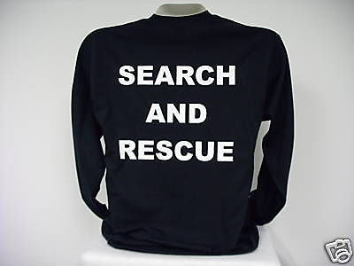 b6ad4ef1bff ... Search And Rescue Long Sleeve T-Shirt