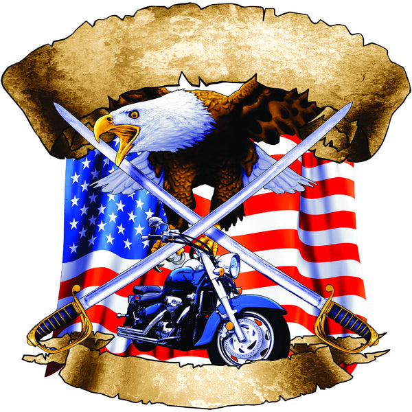 Proud to Ride a Motorcycle T-Shirt