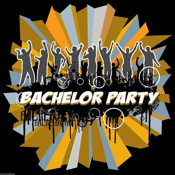 Bachelor Party T-Shirt, A-0025
