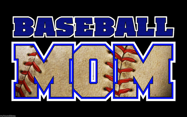 Baseball MOM T-Shirt, bb30017
