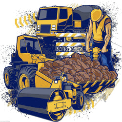 All About Construction T-Shirt, C-3154