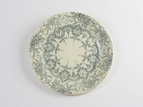 "10"" Round Lace Plate 4184"
