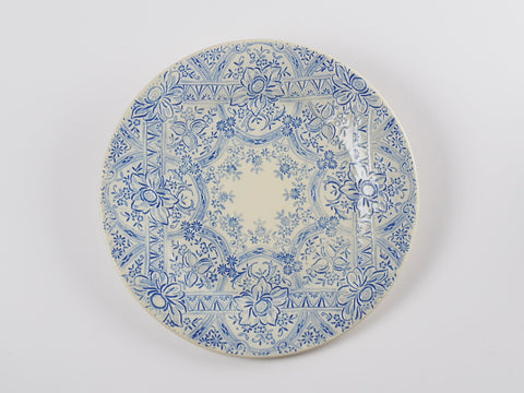 "10"" Round Lace Plate 4337"