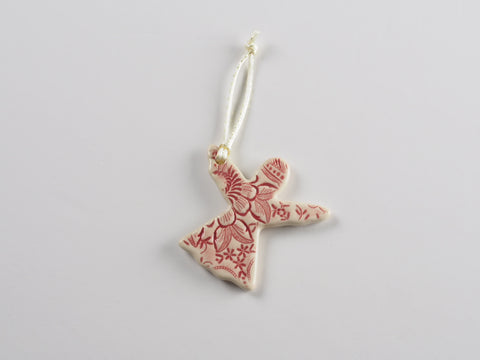 Lace Angel Ornament 4447