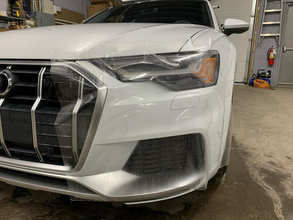 Calgary Paint Protection Film PPF Best