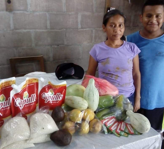 Here Is How Your Donations Have Directly Helped in El Salvador
