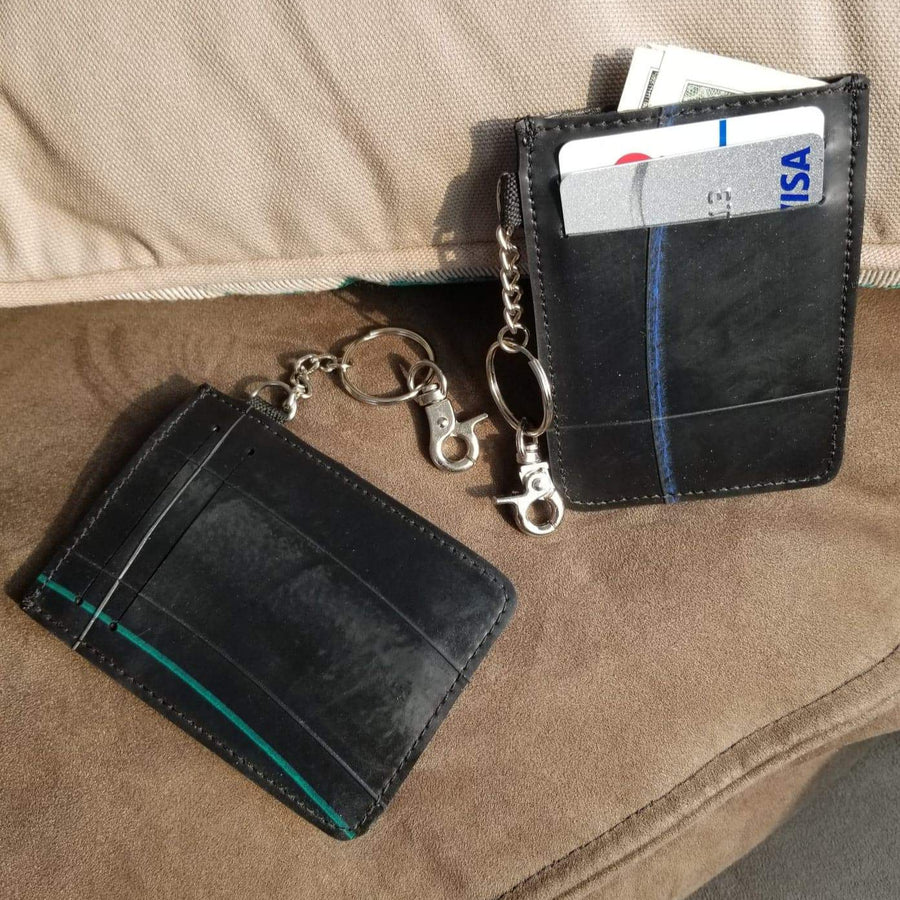Revved Up Card Wallet No Logo