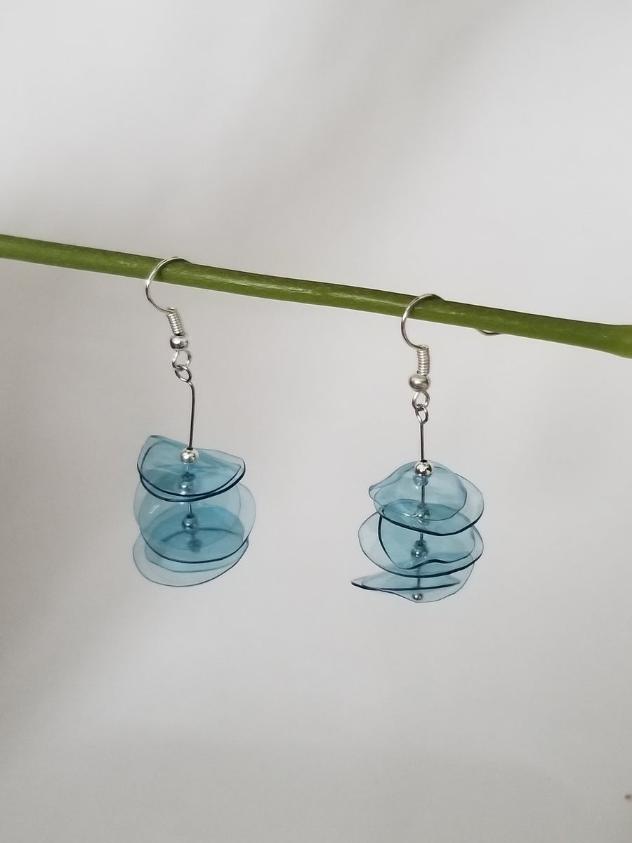 La Mora Jicambú Bottle Earrings
