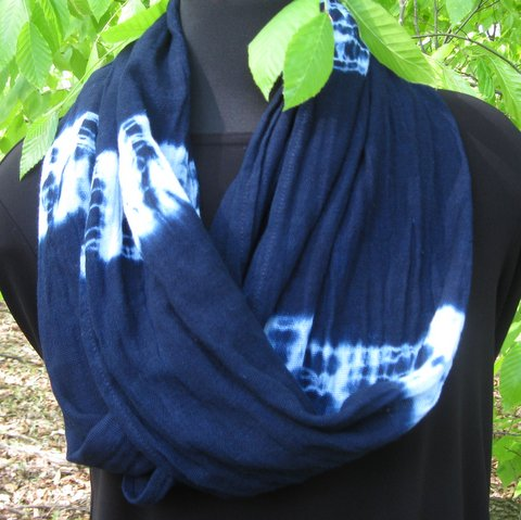Breakwater viscose cotton infinity scarf
