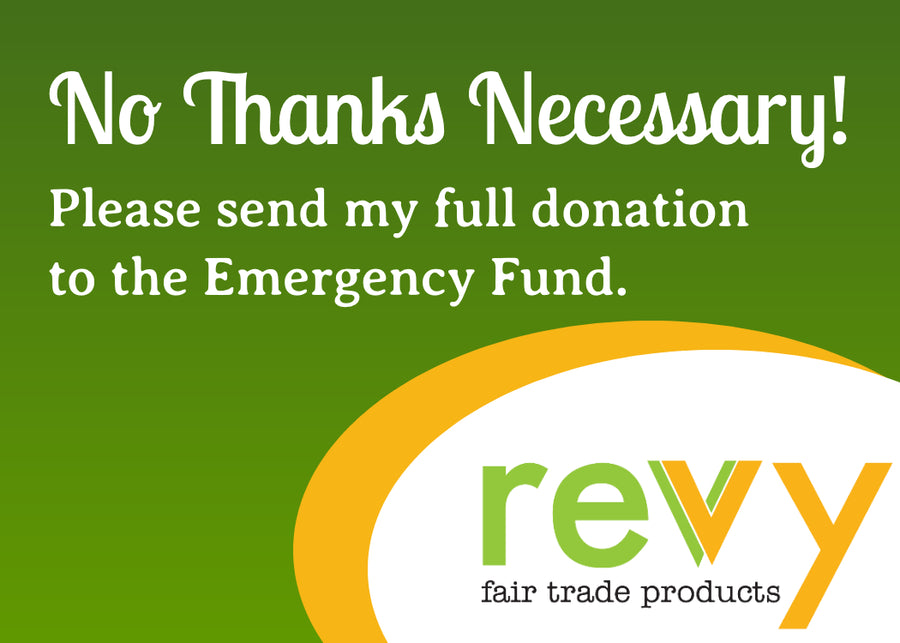 $10 Donation to Artisan Emergency Fund