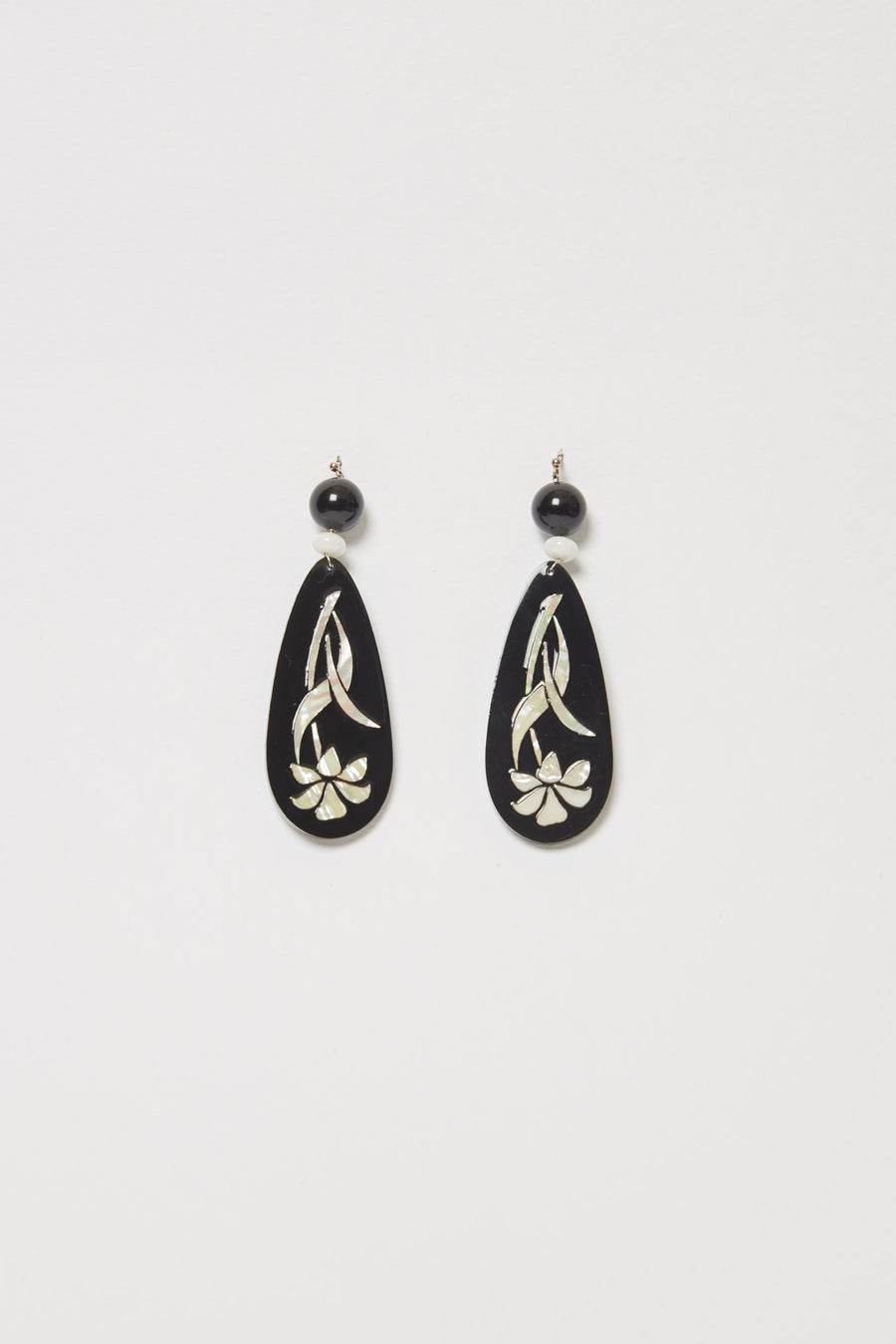 Oriental Drop Earrings No.1