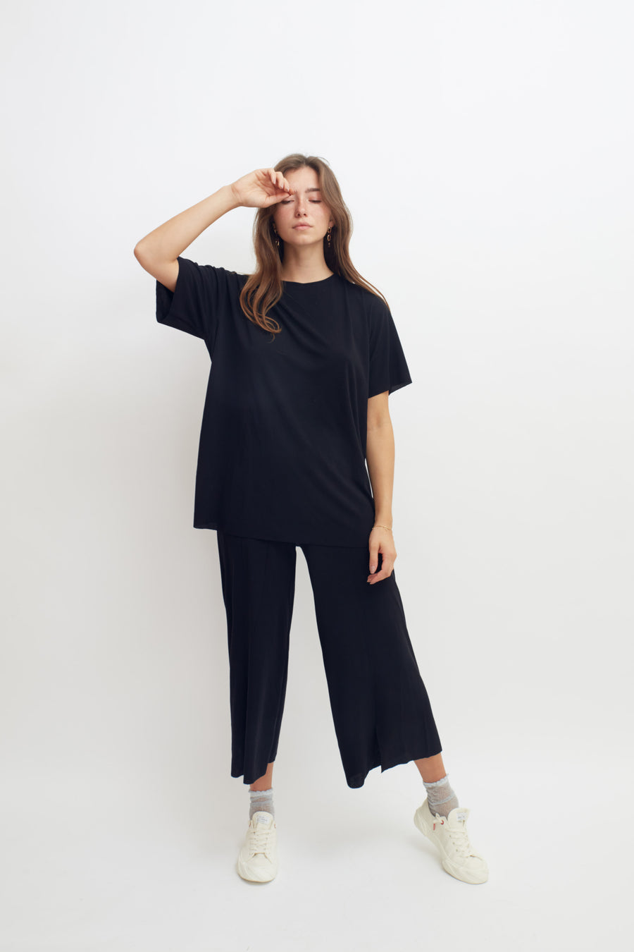 Co-ord Lounge Trousers (black)