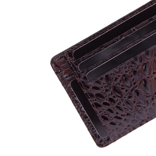Card Holder Brown Calido