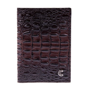 Vertical Wallet Brown Calido