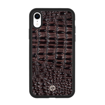 iPhone XR Case Brown Calido