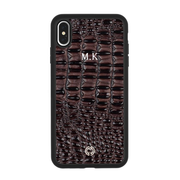 iPhone XS Max Case Brown Calido