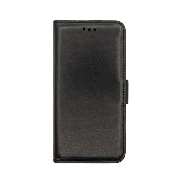 iPhone X / Xs Magnetic Wallet Case 2 in 1 Black