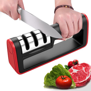 3 Stages Professional Knife Sharpener