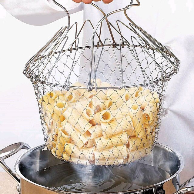 Chef Basket Collapsible