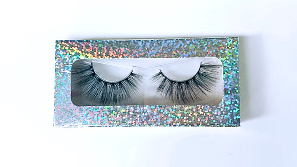 Miss Lady - 3D Mink Eyelashes
