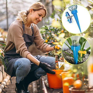 Automatic Plant Watering Device - simplychamp