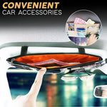 All-In-One Car Sun Visor Organizer - simplychamp