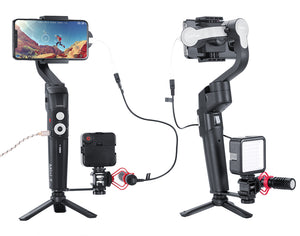 Moza Mini S Foldable 3-Axis Gimbal Pocket-Sized Mobile Stabiliser