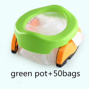 Portable Travel Potty Seat - simplychamp