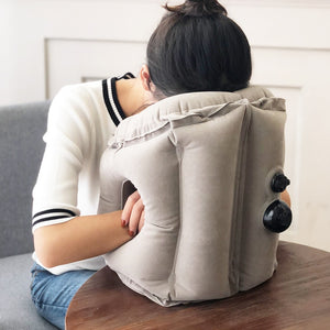Upgraded Inflatable Air Travel Pillow