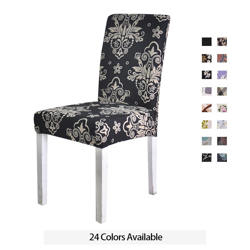 Spandex Stretch Chair Cover
