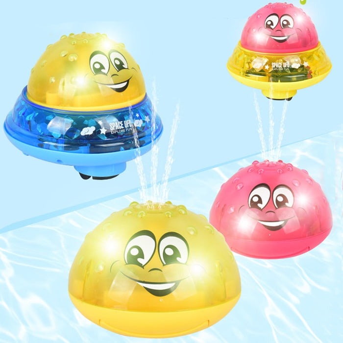 Sprinkler Ball Bath Toys