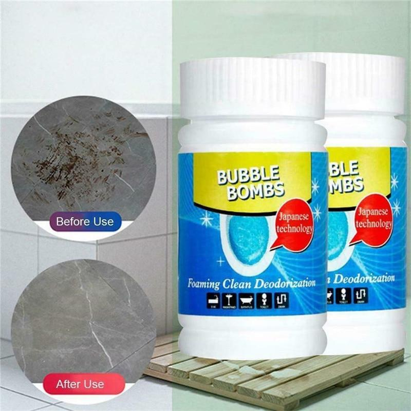 Quick Foaming Drain Cleaner