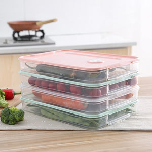Food Preservation Tray